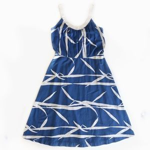 Vintage E.V. Fashions Cotton Sundress w/POCKETS🙀